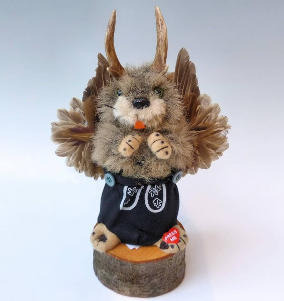 Murmel-Wolpi Spielt, mit Sound