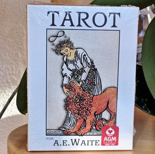 A.E. Waite Tarot