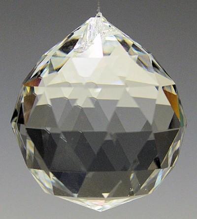Feng Shui Regenbogenkristall, 40mm