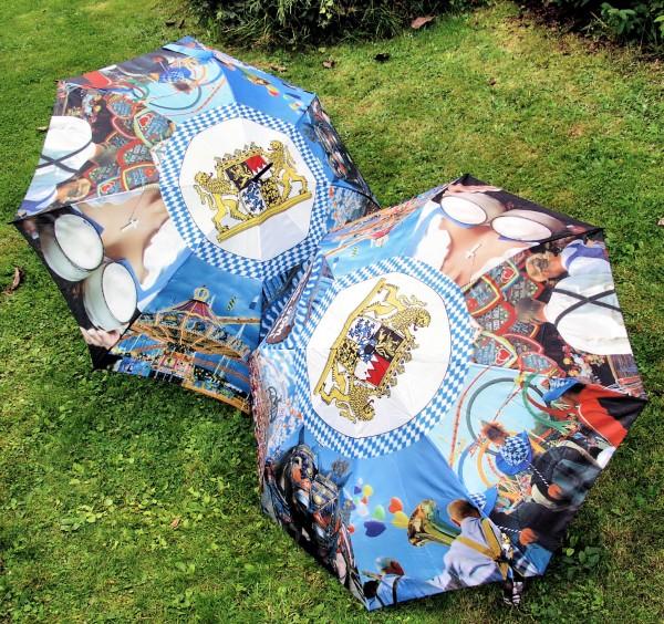 Regenschirm Bayern-Oktoberfest