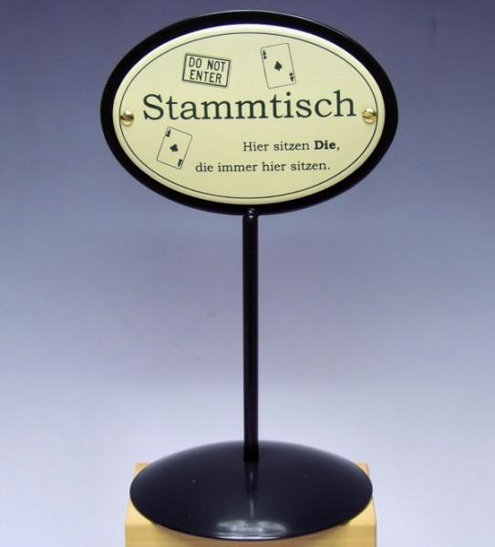 Stammtisch-Ständer, Metall