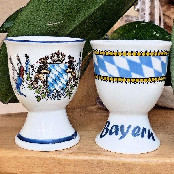 Eierbecher Bayern, pro Stück