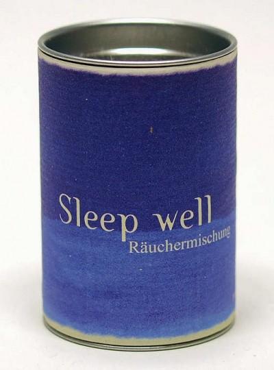 Sleep well, Wellness-Mischung