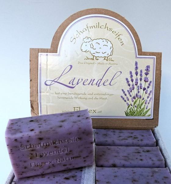 Lavendel Schafmilchseife