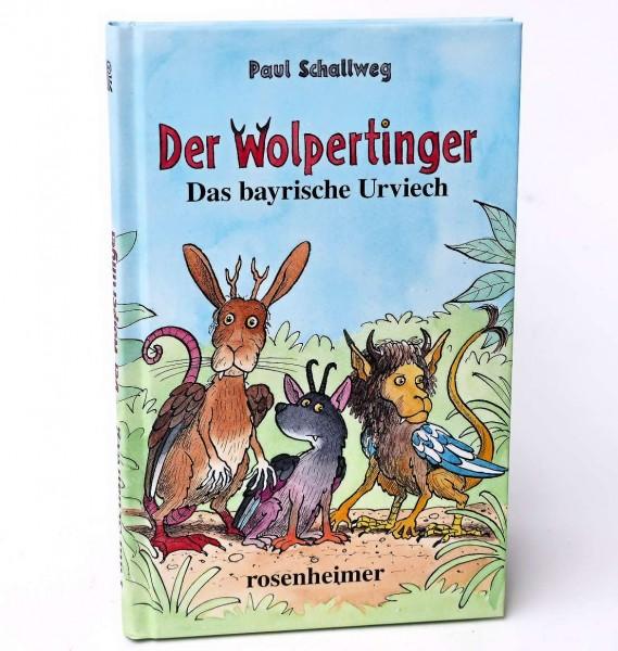 Buch, Wolpertinger-Urviech