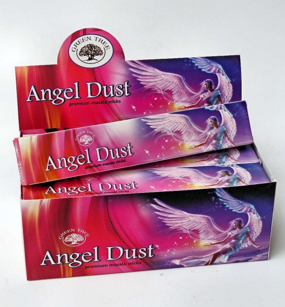 Angel Dust, Räucherstäbchen