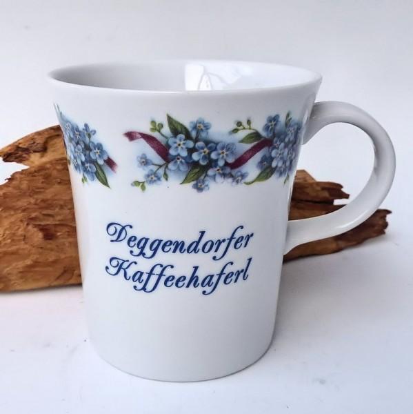 Kaffeehaferl Deggendorf, Vergissmeinicht