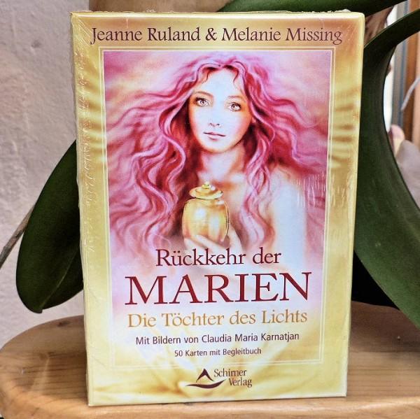 Marien Kartenset