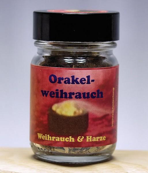 Räuchermischung, Orakel-Weihrauch