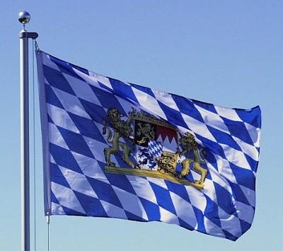Flagge Bayern, 90x150cm