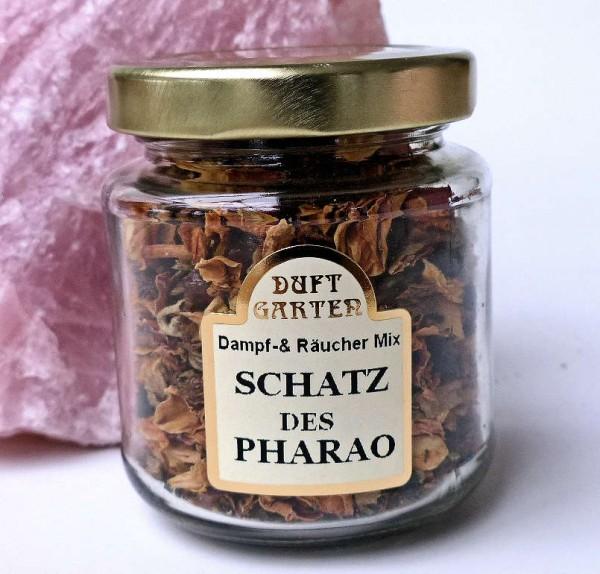 Schatz des Pharao, Dampf-Räuchermix