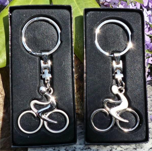Fahrrad Schlüsselanhänger