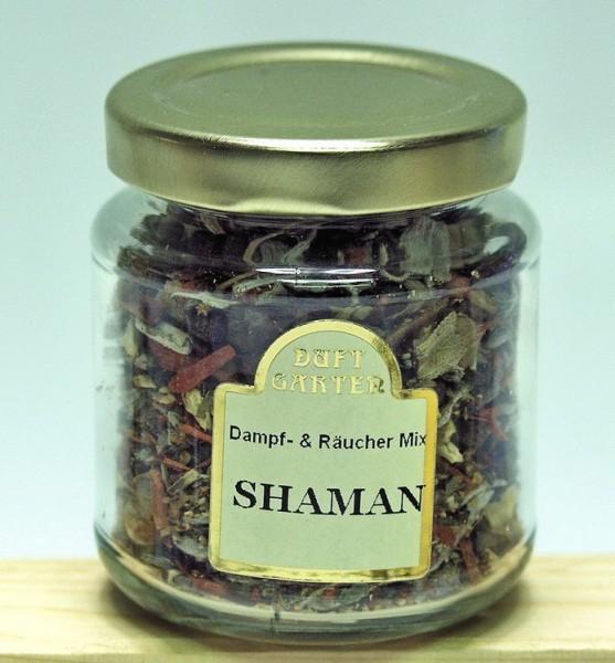 Shaman, Dampf-Räuchermix