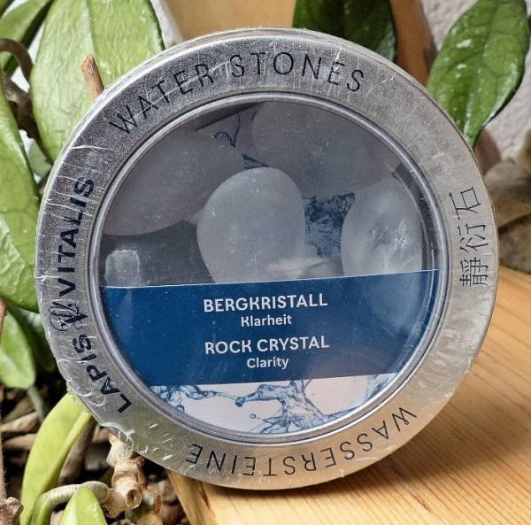 Bergkristall Wassersteinset, LapisVitalis