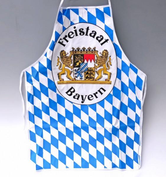 Schürze, Freistaat Bayern