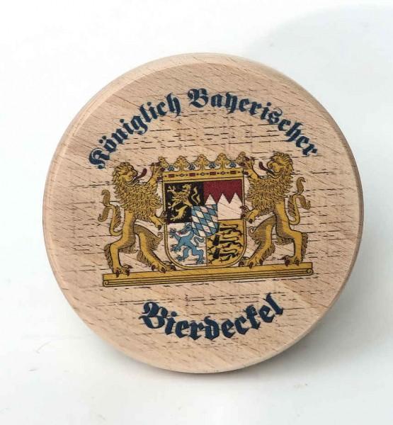 Bierglasdeckel Bayern