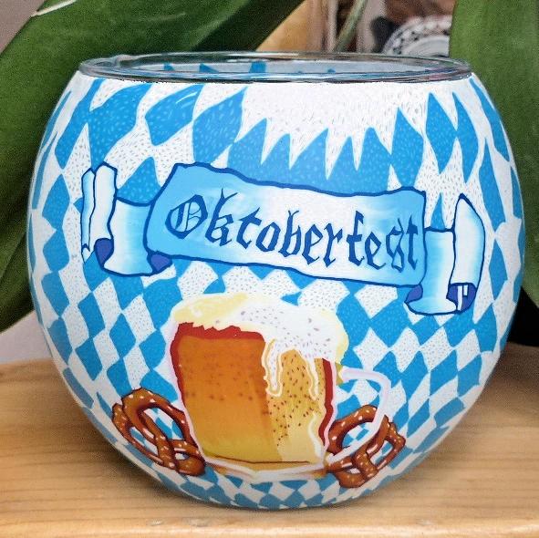 Teelichtglas Oktoberfest
