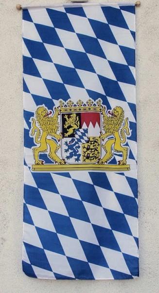 Banner-Flagge, Bayern 100x240cm