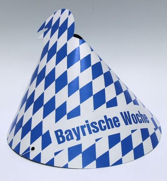 Hütchen, Bayerische Woche