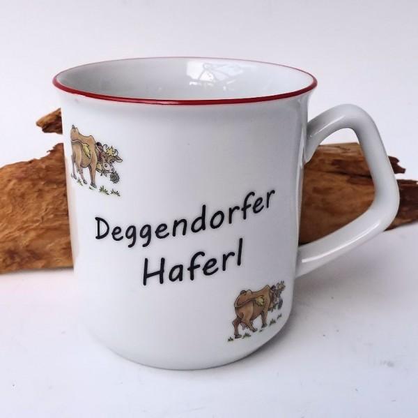 Haferl Deggendorf mit Kuh