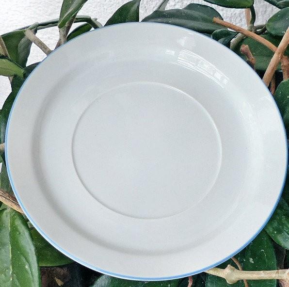Untersetzer für Tassen, Porzellan