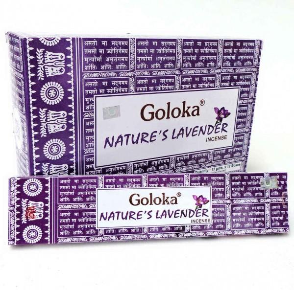 Natures Lavendel, Räucherstäbchen