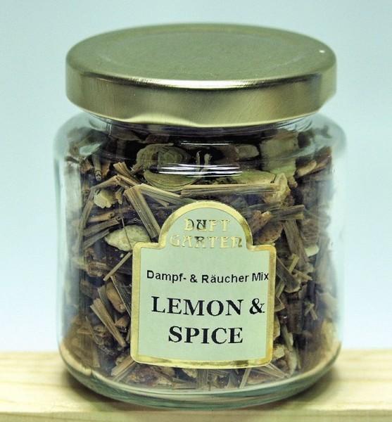 Lemon-Spice, Dampf-Räuchermix