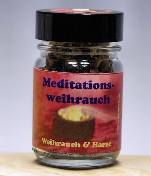 Räuchermischung, Meditation