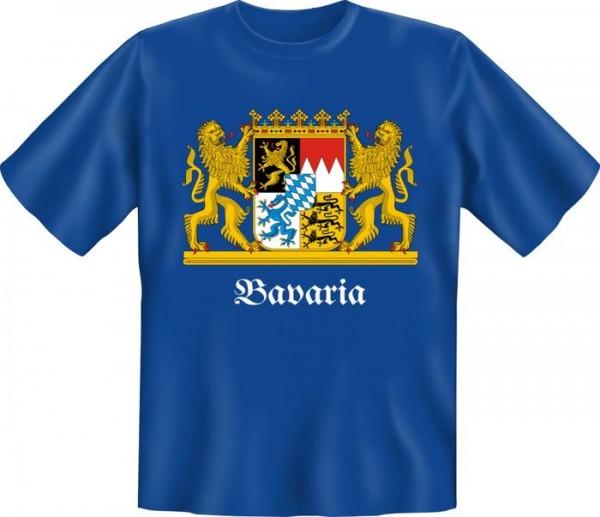 T-Shirt, Bavaria Wappen
