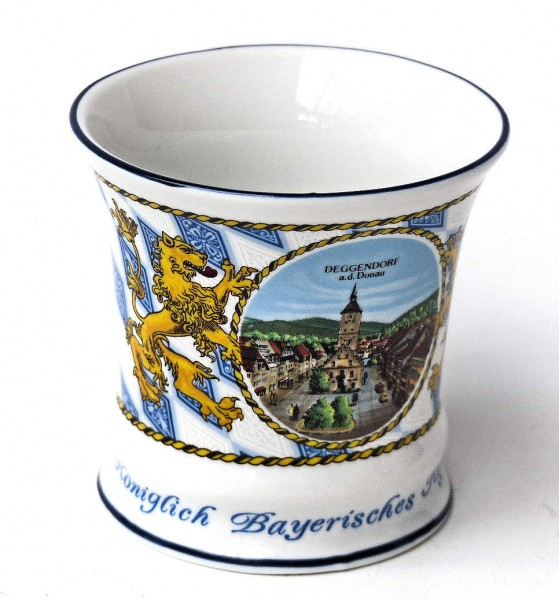 Kaffeehaferl Deggendorf, Vatertasse Mini