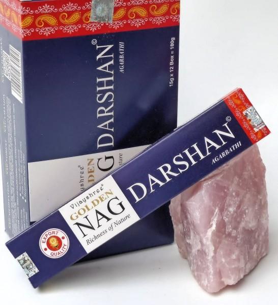 Golden Nag Darshan, Räucherstäbchen