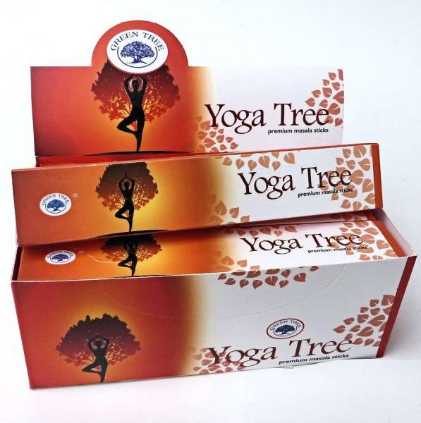 Yoga Tree, Räucherstäbchen