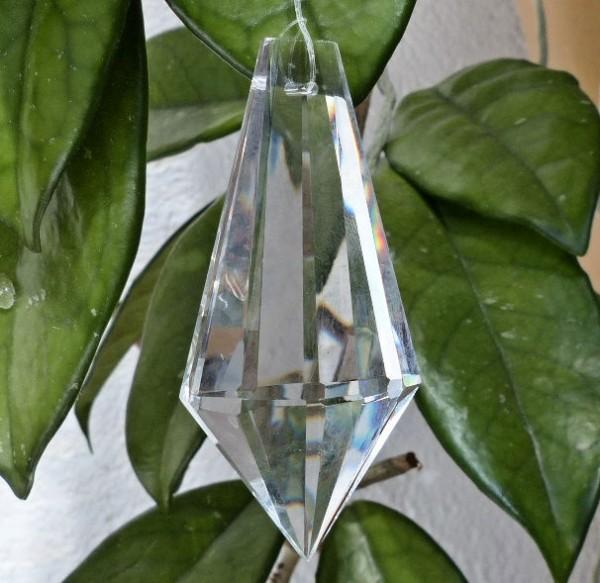 Spitze Regenbogenkristall