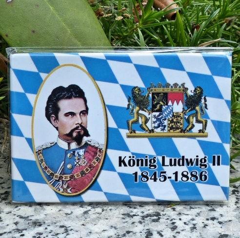Bildmagnet König Ludwig