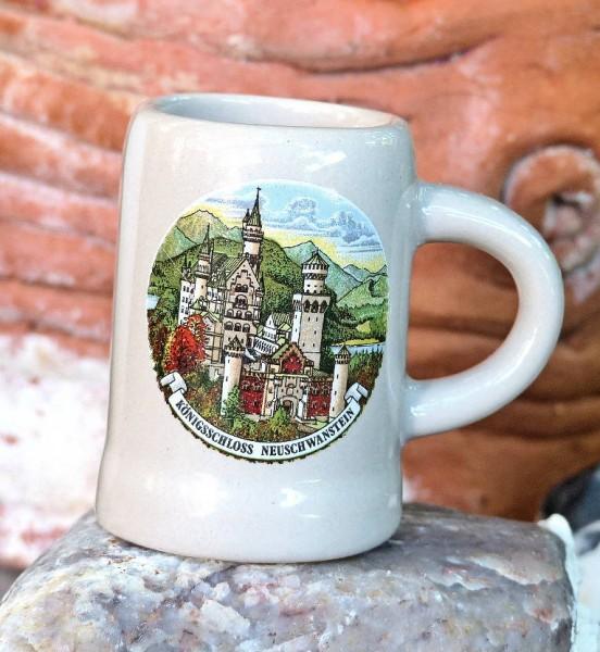 Schnaps-Krügerl, Schloss Neuschwanstein