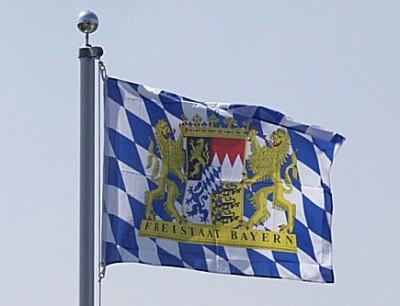 Flagge Bayern, 60x90cm