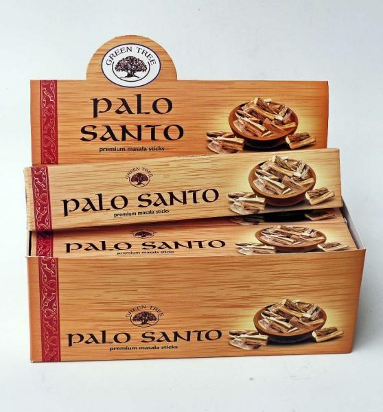Palo Santo, Räucherstäbchen