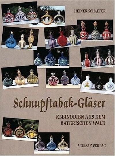 Buch, Schnupftabak-Gläser