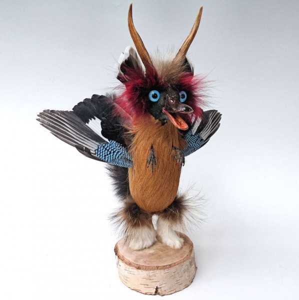 Wolpertinger Paul