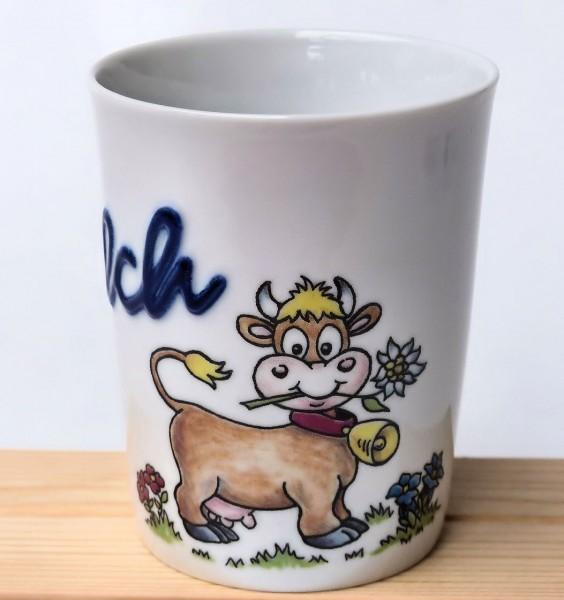 MilchKuh-Becher