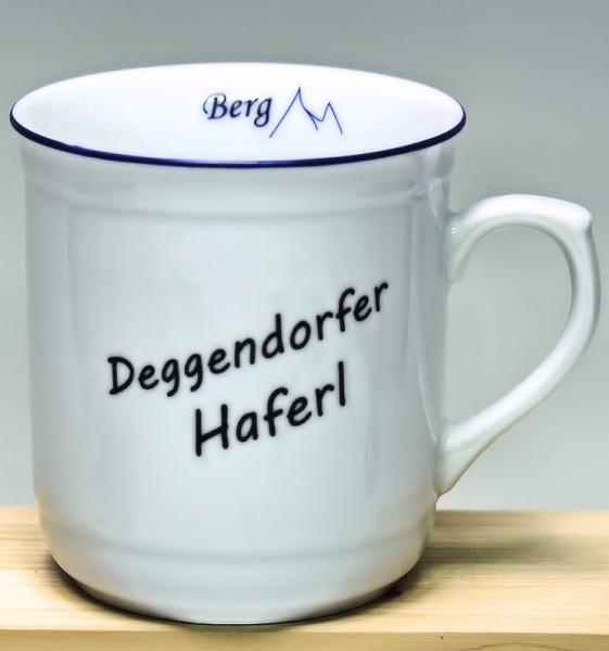 Haferl Deggendorf, Berg-Tal