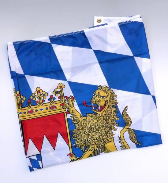 Flagge Bayern, 120x180cm, extra Qualität