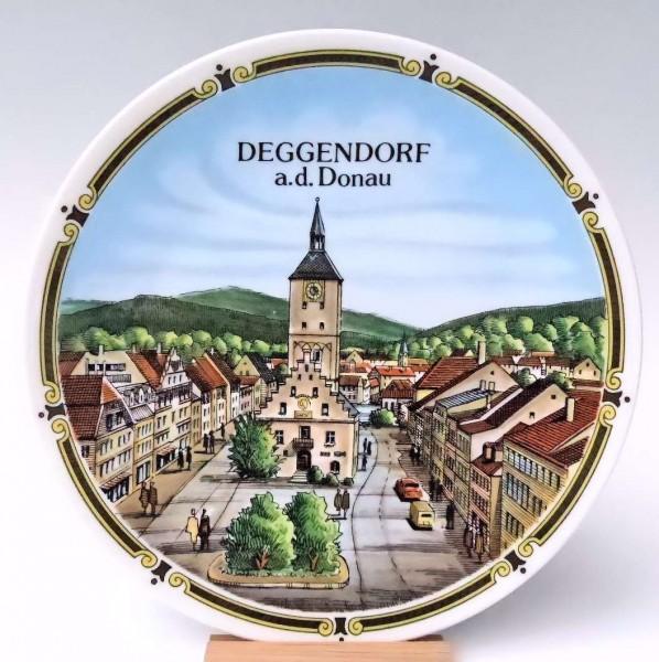 Wandteller Deggendorf 20cm