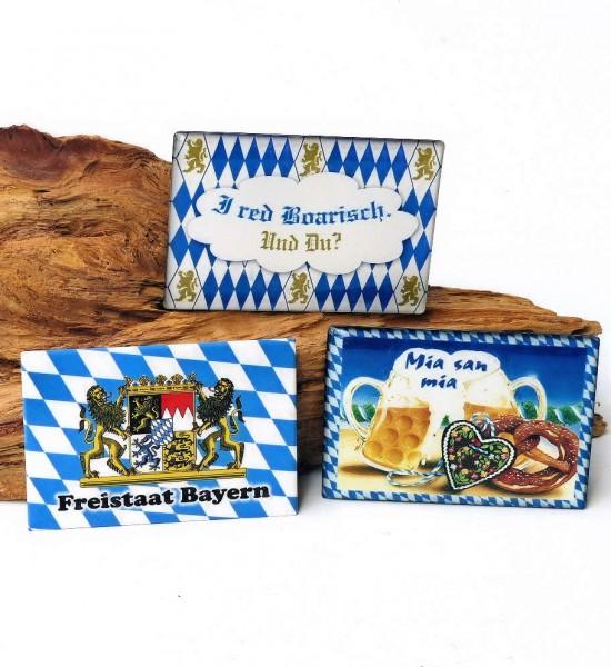 Bildmagnet Bayern, pro Stück