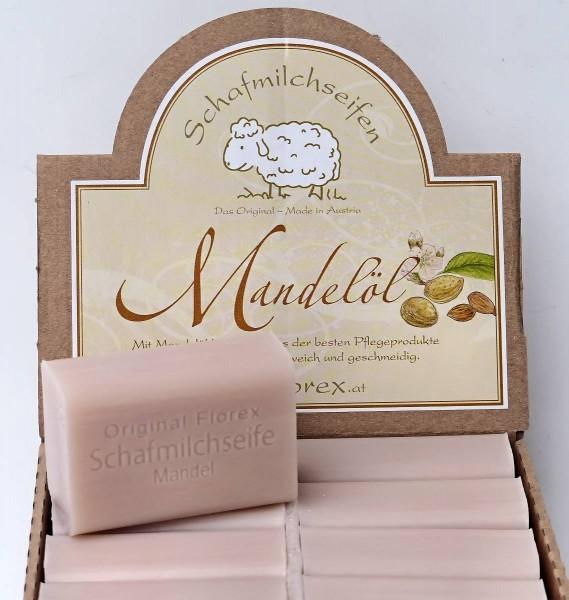 Mandelöl Schafmilchseife