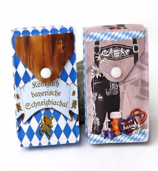 Taschentüchertasche Bayern, pro Stück