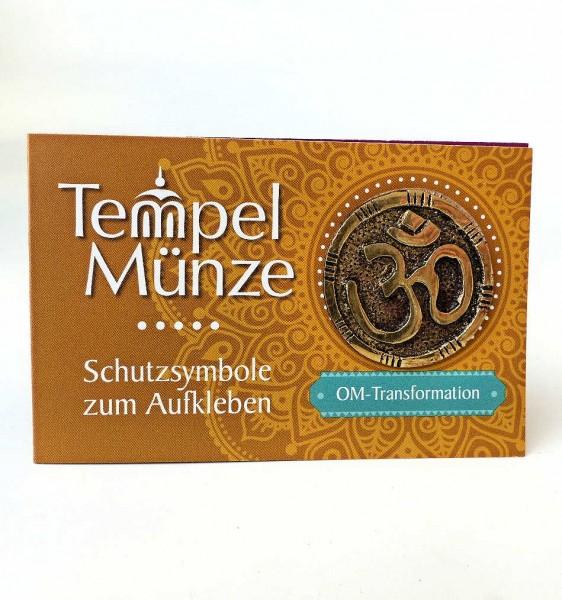 OM-Transformation, Tempel-Münze