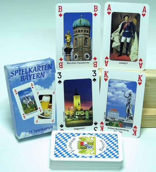 Spielkarten Bayern, Skat