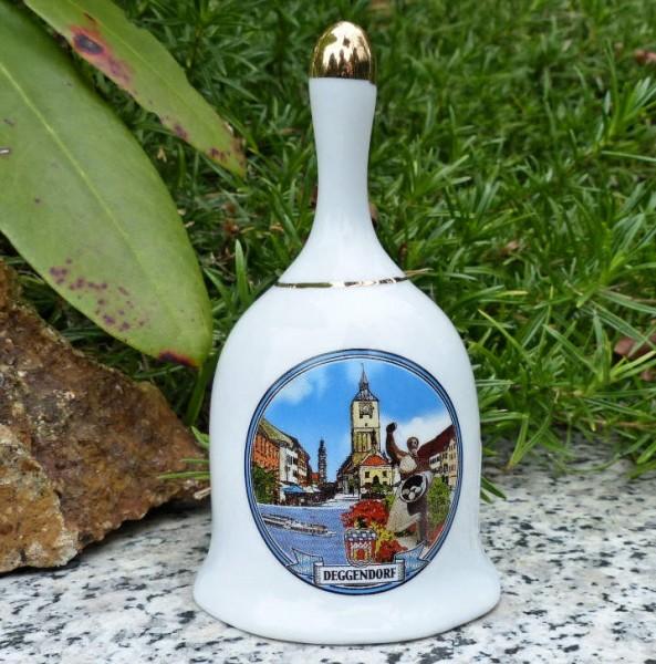 Porzellan-Glocke Deggendorf