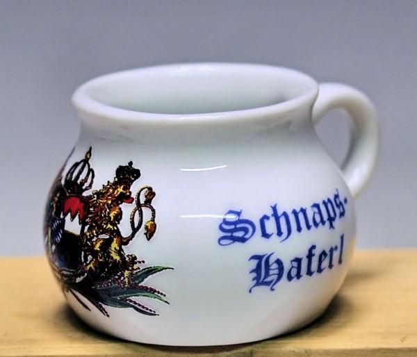 Schnapshaferl